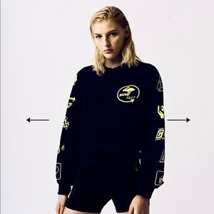 Pam & Gela Sweatshirt With Logos